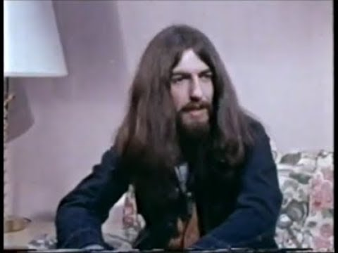 """George Harrison - """"Fact or Fantasy?"""" Interview (1970) / Audio"""
