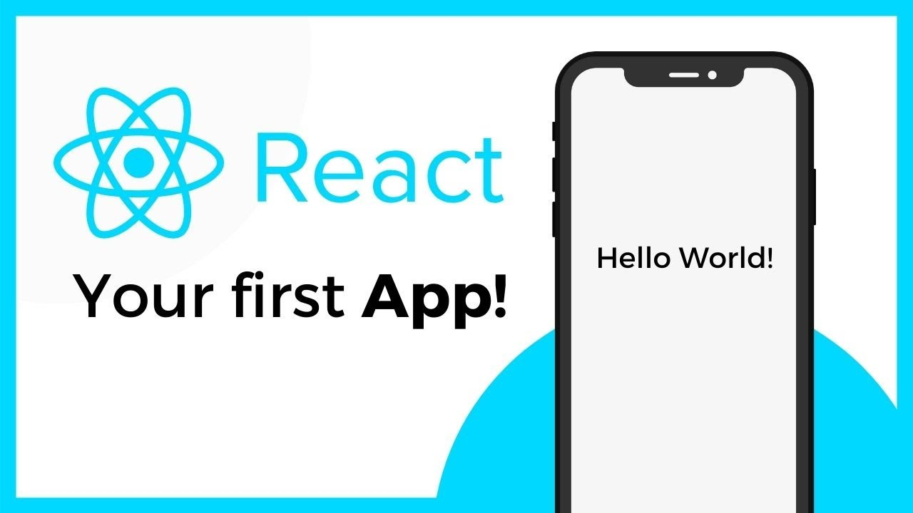 How to get started in React Native - Your First App! (Android & iOS)