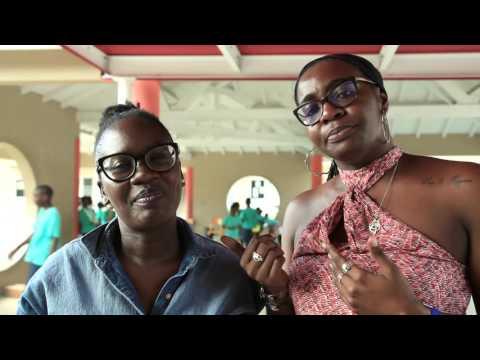 Film BACKSTAGE L'art en fête à Saint-Martin et Saint-Barthélemy 2017