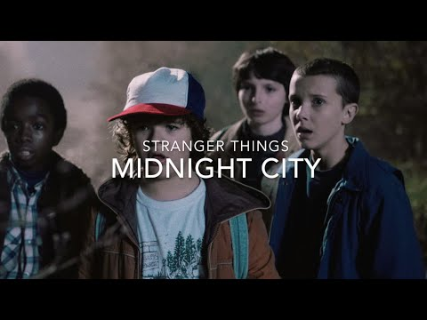 Stranger Things | Midnight City