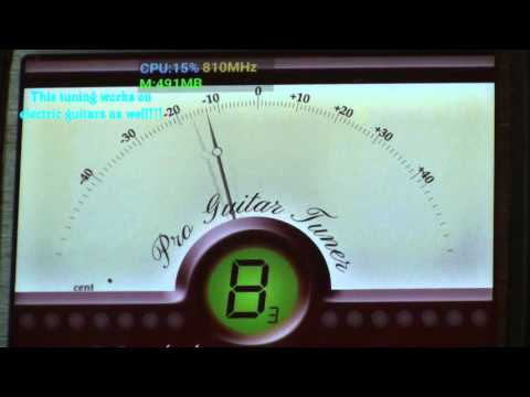 How To Tune Guitar Properly Bonus Tuning To The Cent Explained How To Step By Step