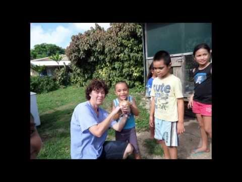 Cook Islands 2013 Volunteer Trip