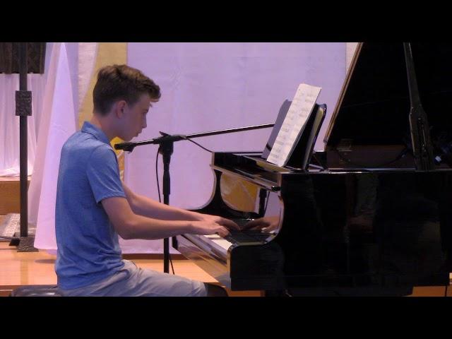 14 Burgmüller, Barcarolle, Op. 100 No. 22