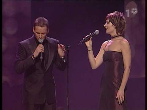 Sissel & Russell Watson - Bridge Over Troubled Water - 2002