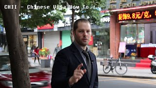 China, How it is - China Visa How to