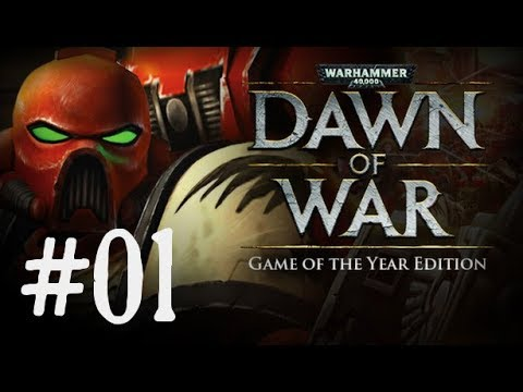 Download Warhammer 40k: Dawn of War - Part 1 - Planetfall