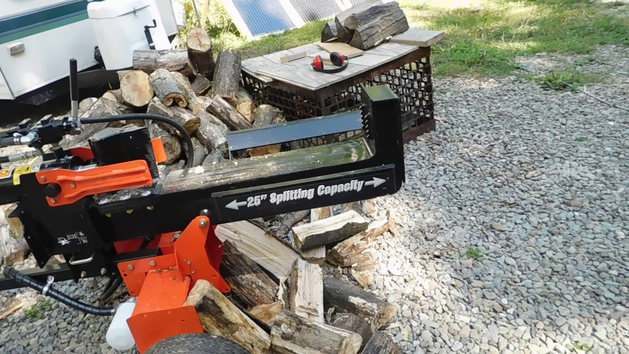 Ariens Wood Splitter 22 Ton Reviews and Accessories