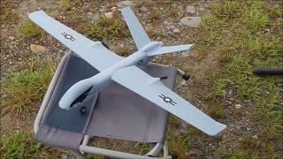 Z51 Predator 660mm Wingspan 2.4G 2CH EPP DIY Glider RC Airplane RTF Built-in Gyro thumbnail