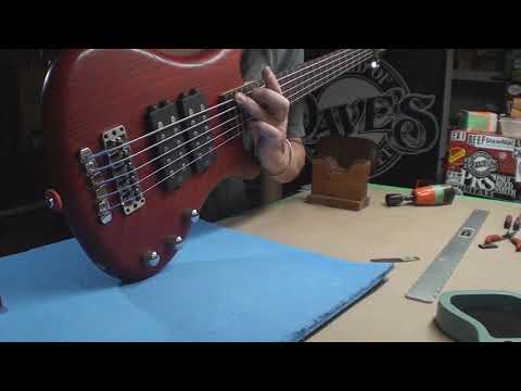 Warwick Corvette $$ Bass Guitar