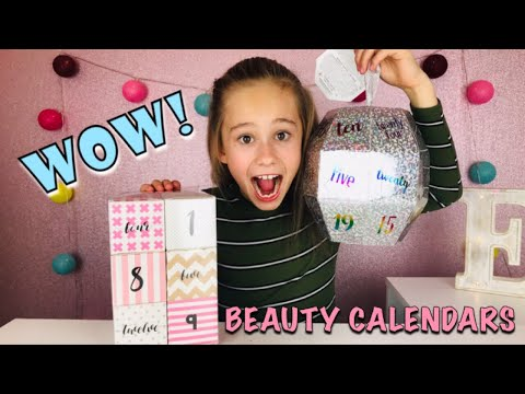 UNBOXING ADVENT CALENDARS 2018 | PART 2 | PRETTY LITTLE THING | TECHNIC | MAD BEAUTY