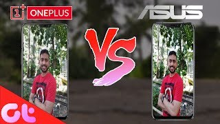 Asus Zenfone 5Z vs OnePlus 6 Camera Comparision: SHOCKING RESULTS!