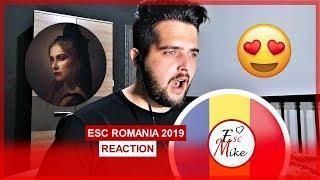 Eurovision Romania 2019 - REACTION [Ester Peony - On A Sunday]