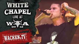 Whitechapel - 7 Songs - Live at Wacken Open Air 2013