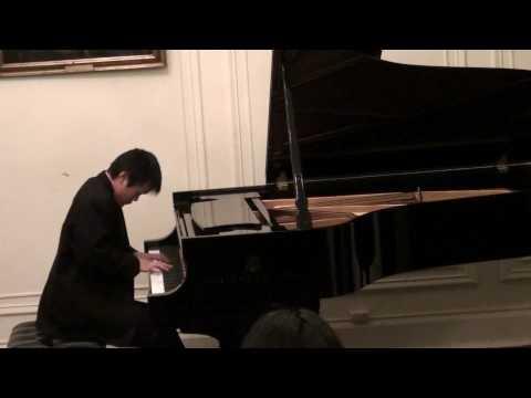 Mozart Sonata in F major, K. 332