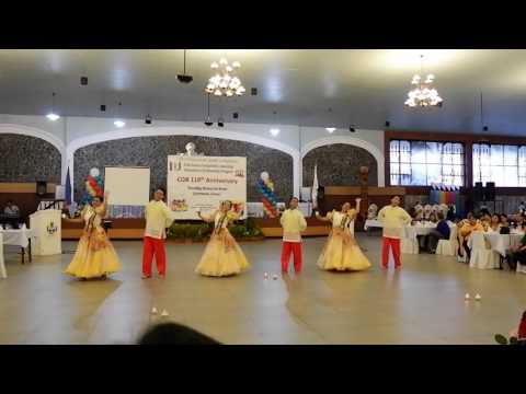 Pandanggo sa Ilaw - COA National Folk Dance Champion