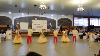 Pandanggo sa Ilaw (Region 6) - COA National Folk Dance Champion