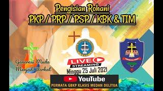Pengisian Rohani Gabungan PKP/…