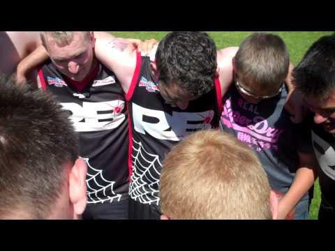 Chippenham Redbacks Australian Rules Football winning song