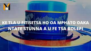 MegaHertz/Ntate Stunna and Kopper Waleh - Breaking news [Album teaser] (Lyrics Video)