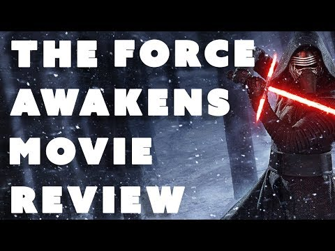 Star Wars: The Force Awakens - Movie Review