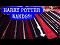 Harry Potter Wands!!! | The Great Dicken's Christmas Faire Pt 2. | Rosa Klohkov