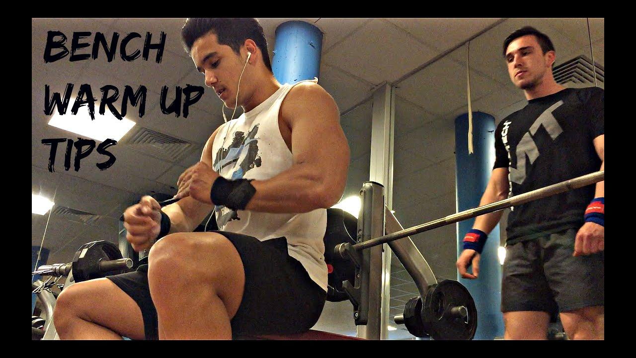 powerlifting meet warm ups
