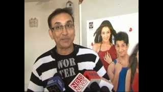 Director Ajay Sinha interviews for the movie 3 Bachelors Part 3
