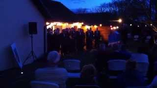 Ballinteer Male Voice Choir at Morriscastle Strand Holiday Park