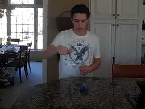 Physics of a Spinning Top Video QuickTime