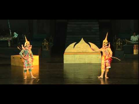 7th Performance: LAO PDR (Part-1) - INTERNATIONAL RAMAYANA FESTIVAL 2013 by MAM EO