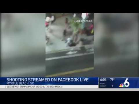 MYRTLE BEACH FB LIVE SHOOTING-NBC6
