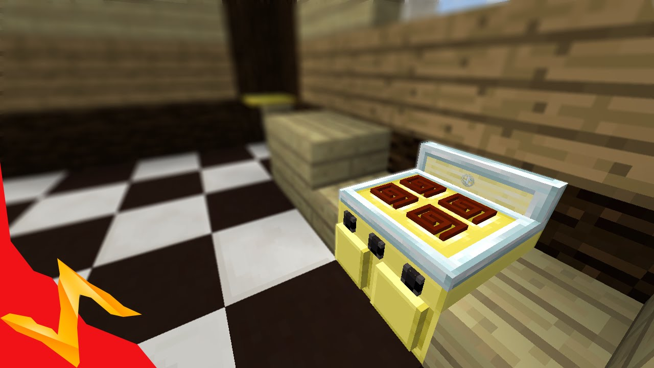 how to build a oven in minecraft