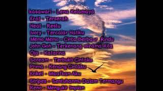 Lagu Slow Rock Malaysia 80-90an | Lagu Jiwang | Lagu Malaysia Lawas