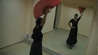 Фламенко. Блиц-урок №4 от Нелли Сюпюр