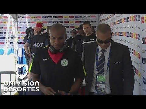 Florent Malouda sigue sin hacer caso, se saltó la sanción y se presentó en el estadio