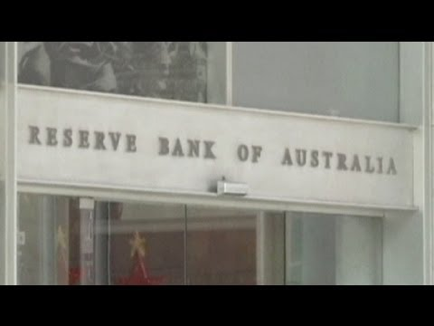 Cost of borrowing goes down, down under