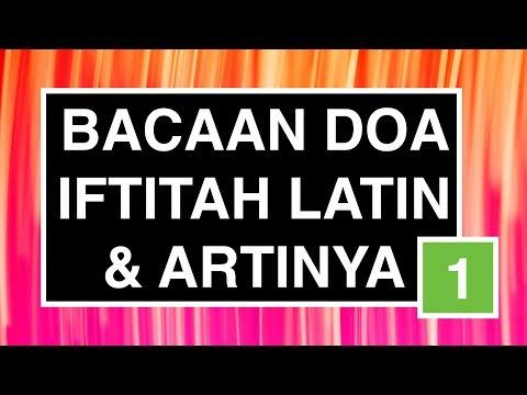 Doa Iftitah: Bacaan Doa Iftitah & Arti Doa Iftitah yang Benar (Seri 01)