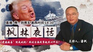 """""""中国病毒""""就是歧视!I 鼓吹台海战事起居心何在?《枫林夜话》2020.03.30 第13期"""
