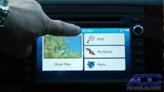Advent OGM1: iGo Primo Navigation