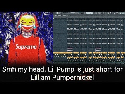 How to Make a Lil Pump Type Beat in 1 Minute