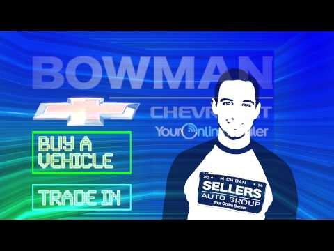 Bowman Chevrolet - Your Online Dealer