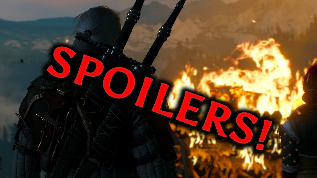The Witcher 3: Wild Hunt - *SPOILERS AHEAD* The Funeral ...