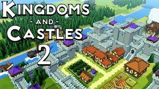 Прохождение Kingdoms and Castles 2 - НАПАДЕНИЕ ВИКИНГОВ