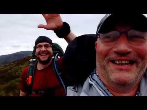 Hiking the West Highland Way September 2017