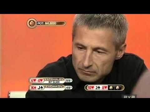 Покер-шоу Big Game C русскоязычными игроками 2