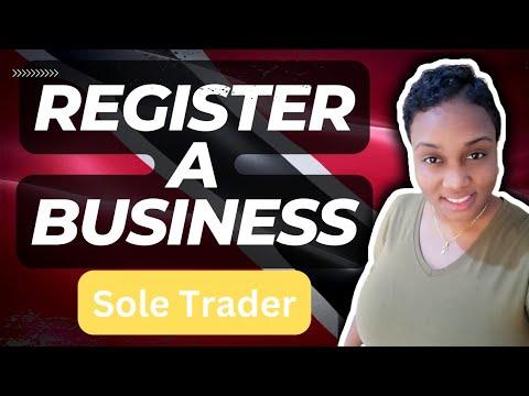 Register A Business in Trinidad & Tobago: Step 1