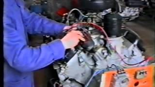 Встановлення запалювання на двигуні ЗІЛ 130