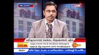 Venkat answers questions on Income Tax Returns