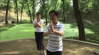 1﹑起勢Opening Tai Chi 2﹑金剛搗碓Buddha's Attendant Pounds The Mor...