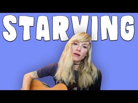 STARVING - (Hailee Steinfeld cover)